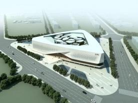 武宁城市规划展览馆