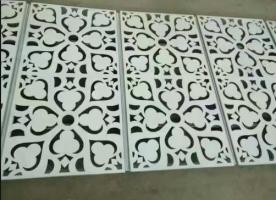 雕花单铝板