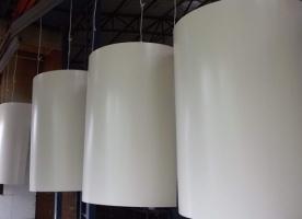 室内包柱无缝铝单板